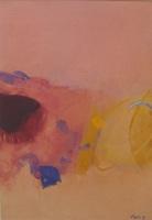 Colourscape 12, 50 x 35cm, goucahe on paper