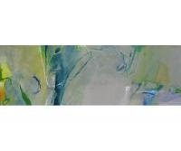 Trice, 20 x 60cm, gouache on paper