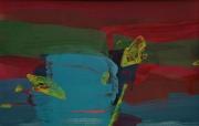 SOLD - 'Turquoise Potrero',
